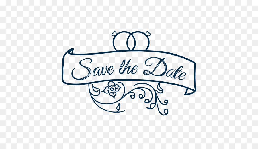 900x520 Wedding Save The Date Clip Art