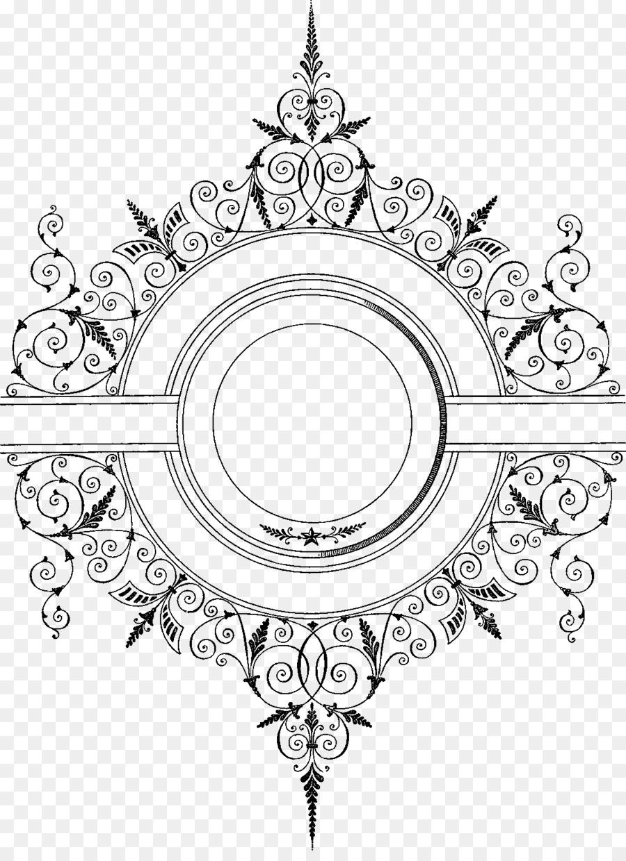900x1240 Ornament Drawing