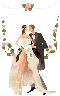 232x368 Wedding Free Vector Download (1,651 Free Vector) For Commercial