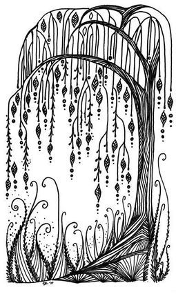 The best free Weeping vector images. Download from 69 free ...Weeping Willow Black And White Tattoo