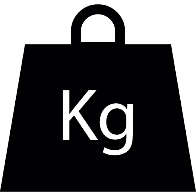 626x626 Weight In Kilogram Icons Free Download
