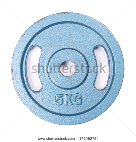 450x470 12 Weight Plate Vector Images