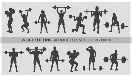 442x260 Weightlifting Vector Amp Graphics To Download