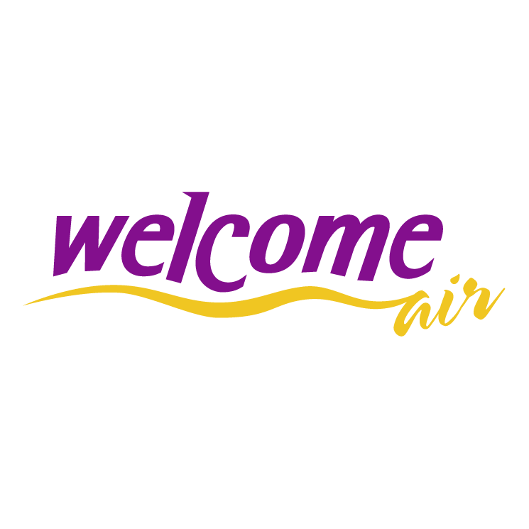 745x745 Welcome Air Free Vector 4vector