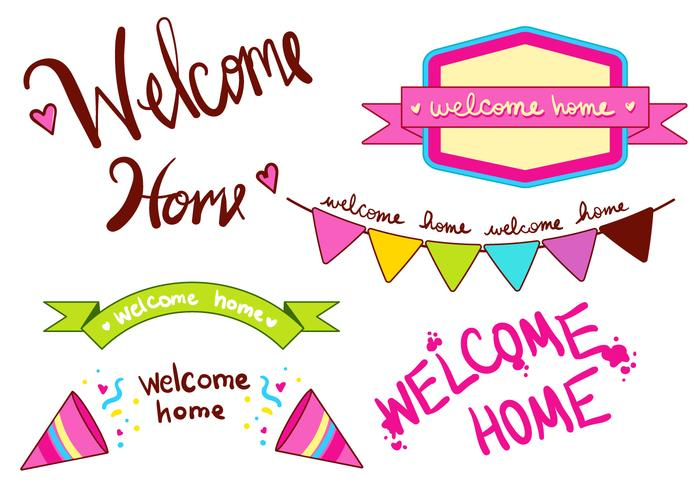 700x490 Welcome Home Banner Type Set