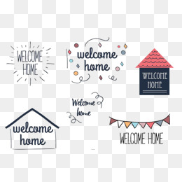 260x260 Welcome Home Png, Vectors, Psd, And Clipart For Free Download