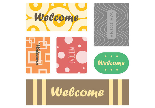 632x443 Free Welcome Mat Vector 4 Free Vector Download 390503 Cannypic