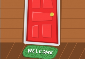 285x200 Welcome Mats Free Vector Graphic Art Free Download (Found 447