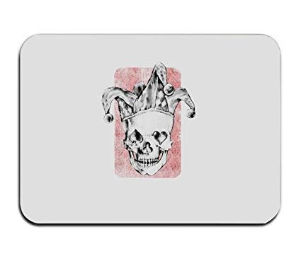 425x362 Wyiou Simple Welcome Mat Joker Skull Vector For