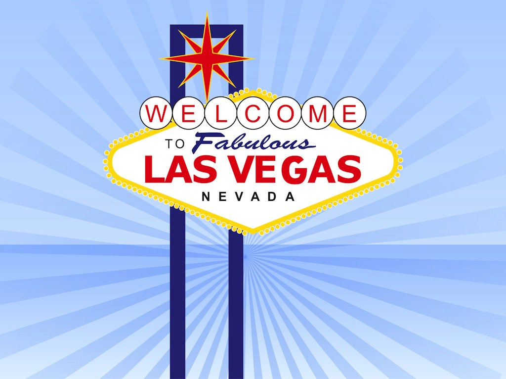 1024x766 Las Vegas Sign Vector Art Amp Graphics
