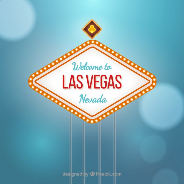626x626 Las Vegas Sign Vector Vector Free Download