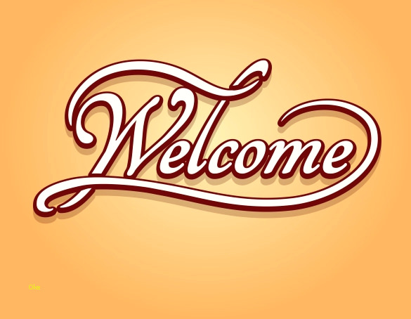 585x454 Welcome Sign Template Lovely Wel E Banner Template 20 Free Psd
