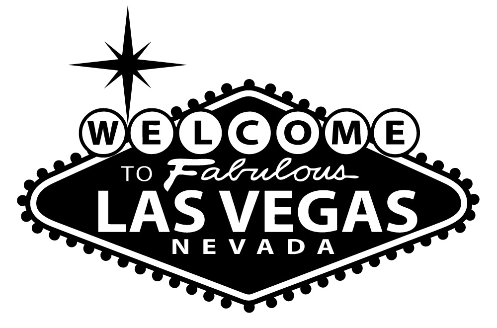 1000x660 Las Vegas Sign Clip Art Clipartlook