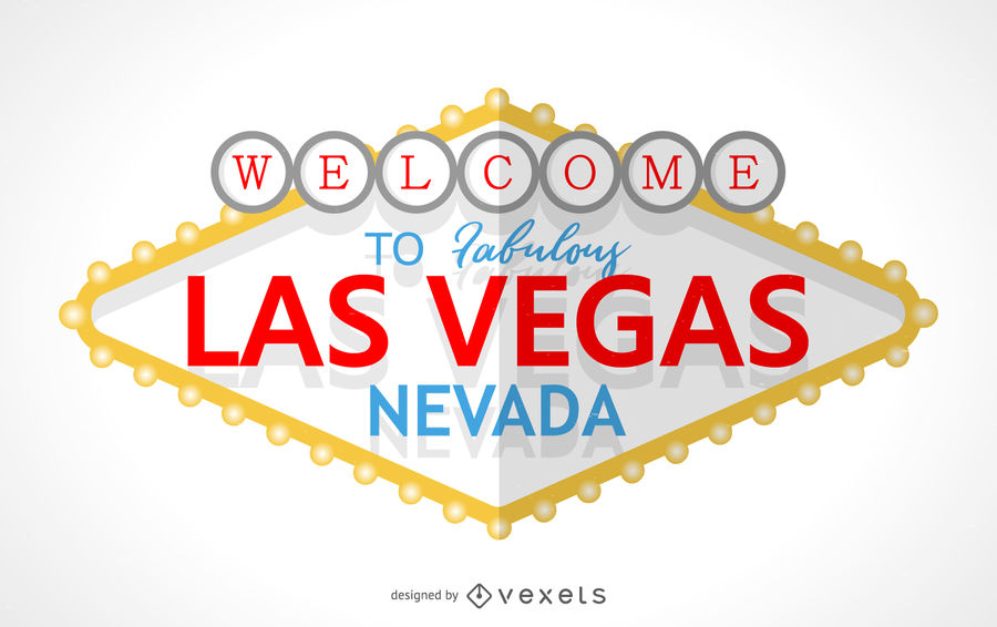 900x566 Welcome To Las Vegas Sign