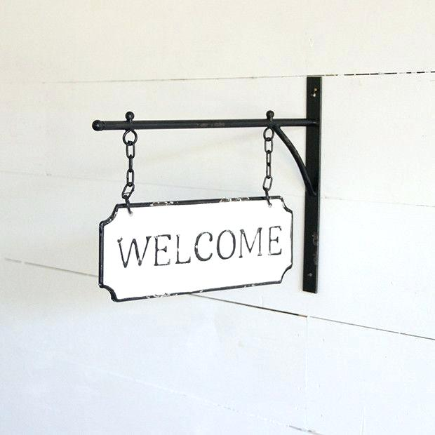 620x620 Hanging Welcome Sign Hanging Welcome Signs Address Signs Strata