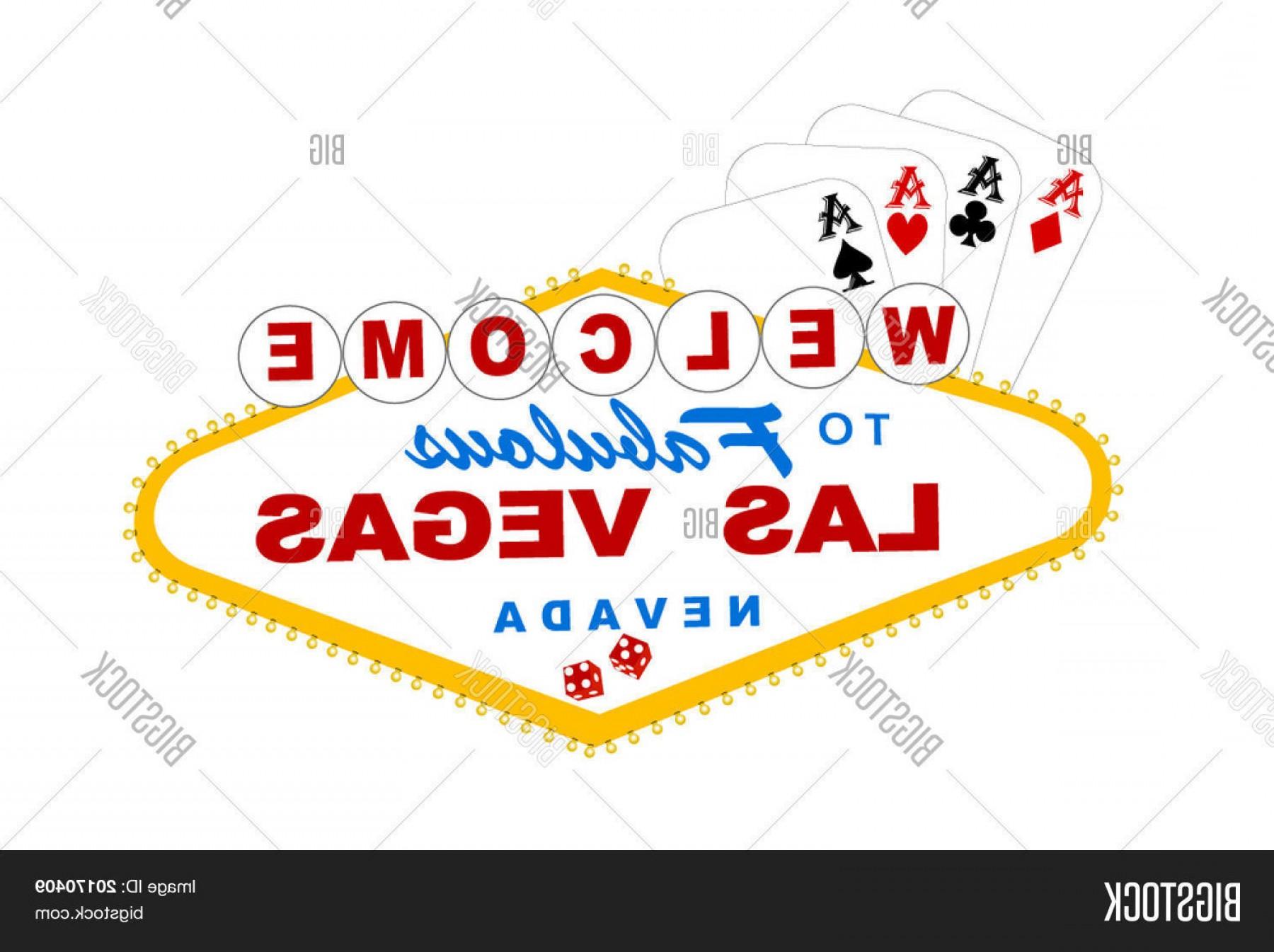 1800x1345 Las Vegas Sign Vector Arenawp