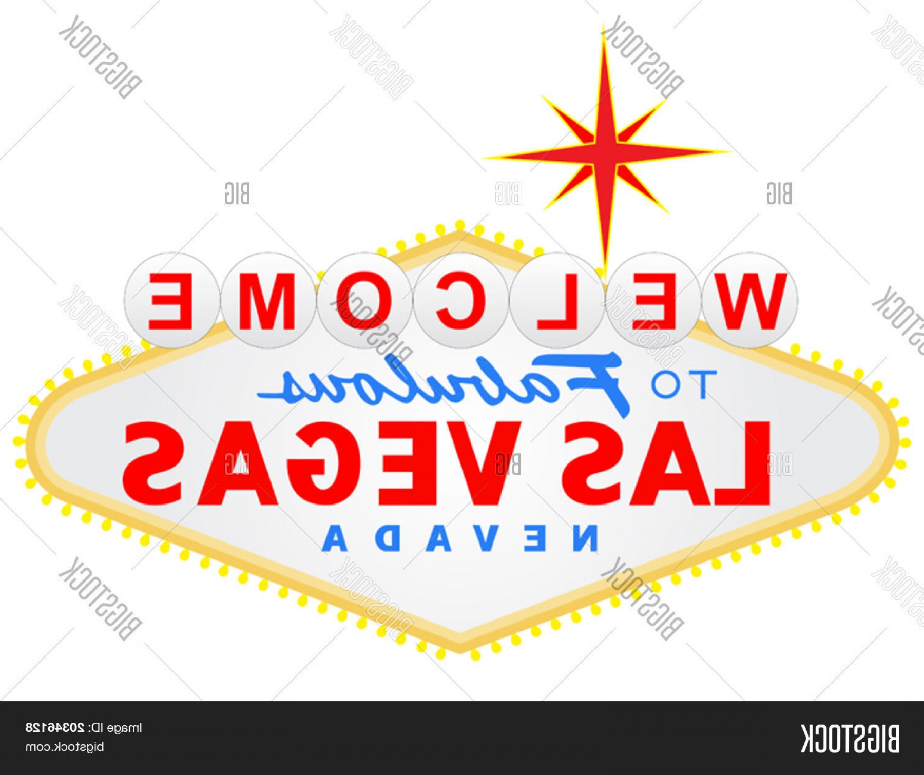 1800x1510 Stock Vector Welcome To Las Vegas Vector Illustration Lazttweet