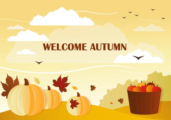 700x490 Welcome Vector Autumn