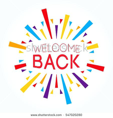 450x470 Welcome Back Banner Template For Word Meicys.co
