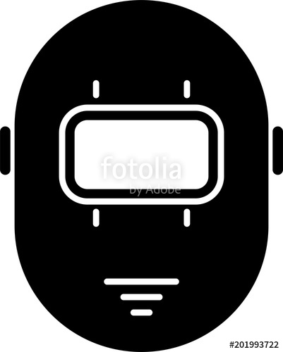 401x500 Welding Mask Icon Stock Image And Royalty Free Vector Files On