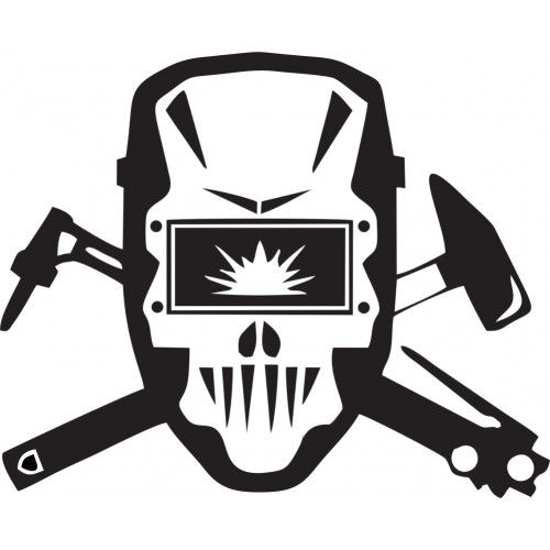 500x500 Image Result For Welding Mask Clipart Intro To Graphic Design