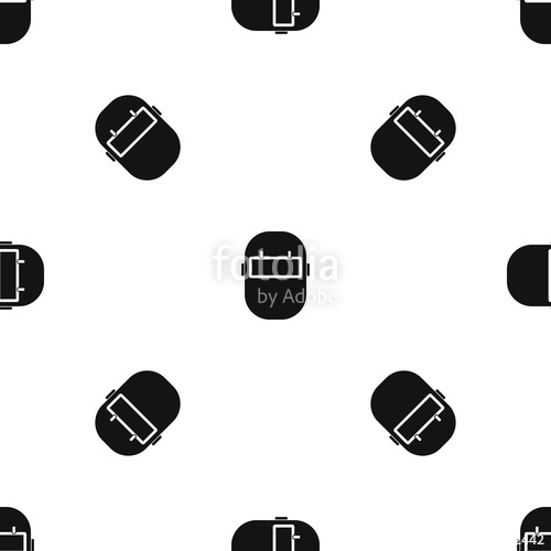 500x500 Welding Mask Pattern Seamless Black Stock Image And Royalty Free