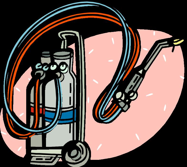 785x700 Oxy Acetylene Welding Torch