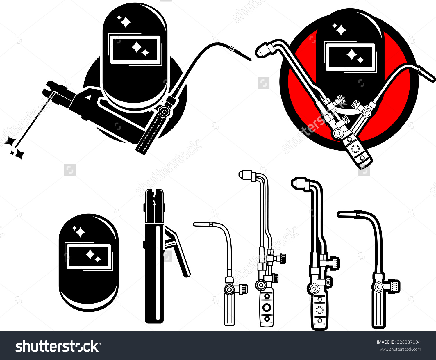 1500x1238 Collection Of Welding Torch And Hood Clipart High Quality