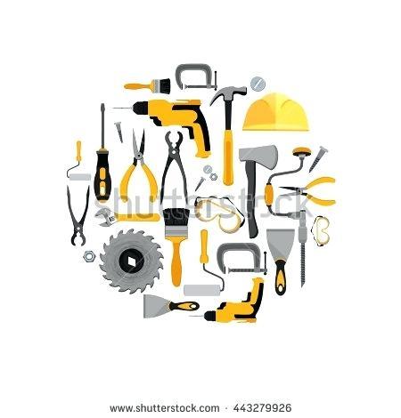 450x470 Construction Tools Clip Art Welding Torch Clip Art Vector