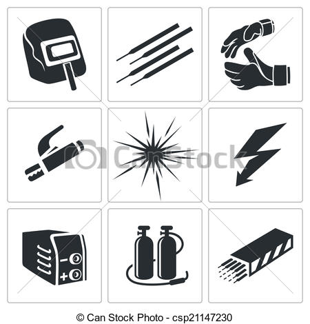 450x470 Sparks Clipart Welding Equipment ~ Frames ~ Illustrations ~ Hd