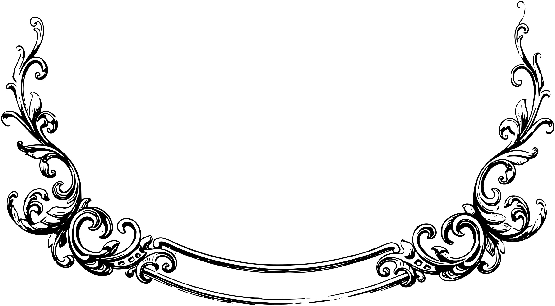 2340x1292 Long Clipart Chain Border