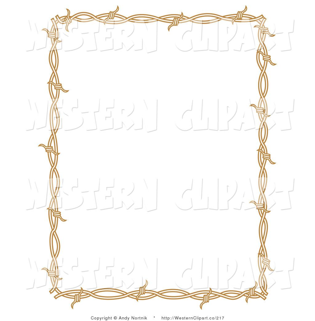 1024x1044 Western Borders Vector Western Clip Art Of A Brown Rectangle