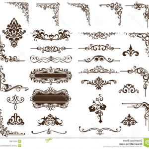 300x300 Western Design With Floral And Engraving Details Vector Arenawp