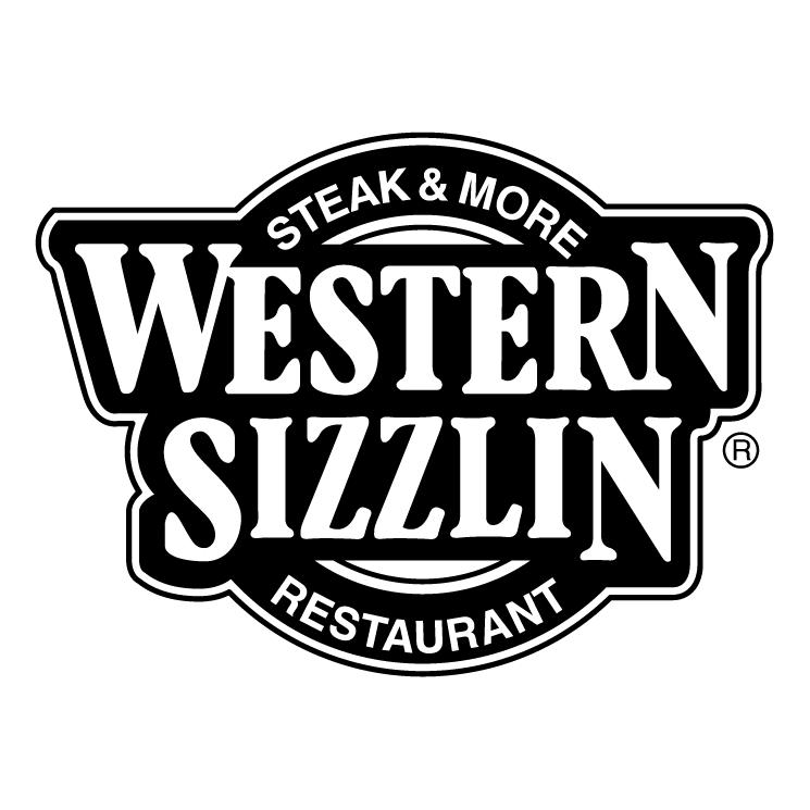 745x745 Western Sizzlin Free Vector 4vector