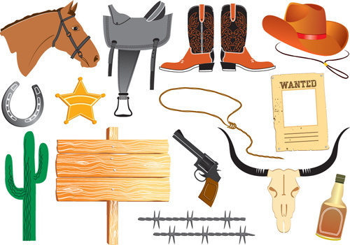 500x351 Wild West Free Vector Download (904 Free Vector) For Commercial