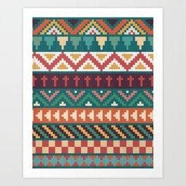 264x264 Western Vector Art Prints Society6