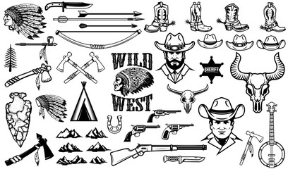 408x240 Western Vector Art Stock Photos And Royalty Free Images, Vectors