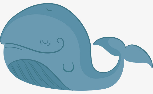 650x400 Blue Whale, Blue Vector, Whale Vector, Vector Png Png And Vector