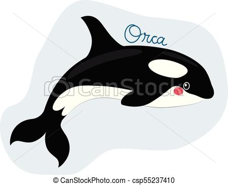 450x364 Funny Killer Whale Orca. Funny Sweet Killer Whale Orca