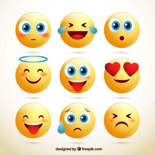 626x626 Whatsapp Emoji Vector Free Download