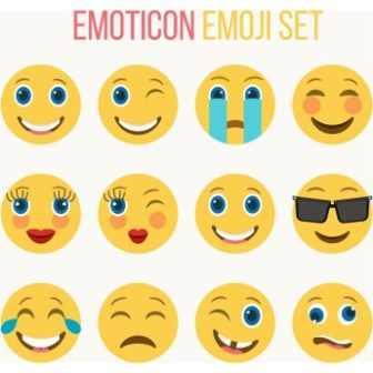 336x336 Best Whatsapp Emoji Download Vector Image Collection