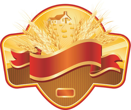 419x351 Wheat Free Vector Download (324 Free Vector) For Commercial Use