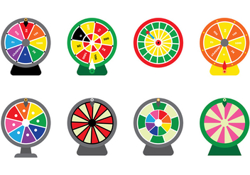 Wheel Of Fortune Vector at GetDrawings com | Free for