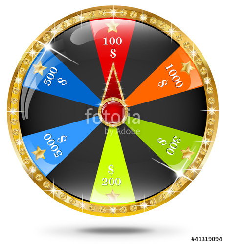 460x500 Wheel Of Fortune Stock Image And Royalty Free Vector Files On