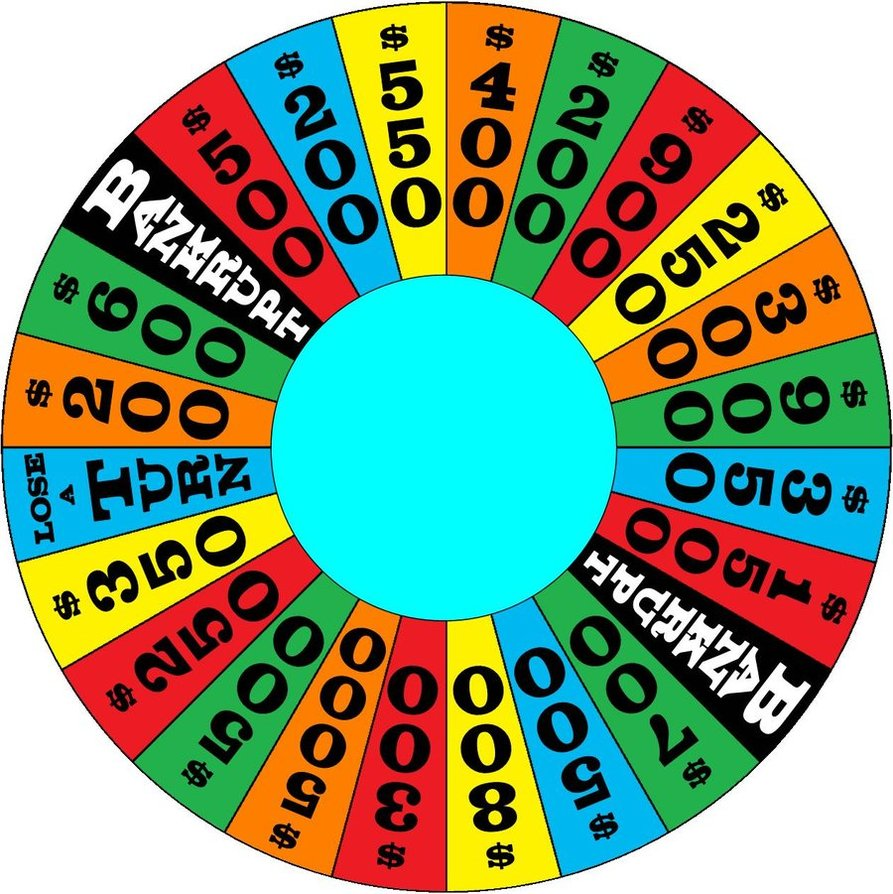 893x894 Wheel Of Fortune Logos