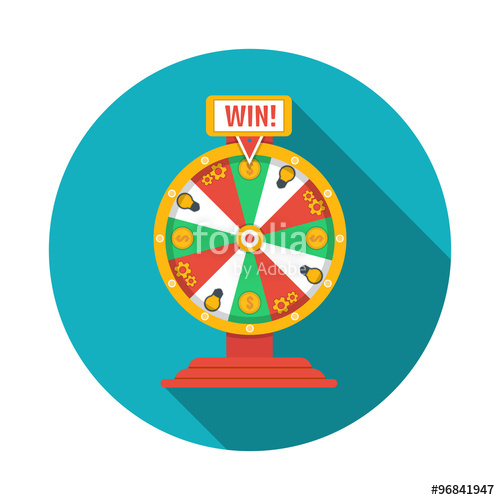 500x500 Wheel Of Fortune Icon Stock Image And Royalty Free Vector Files