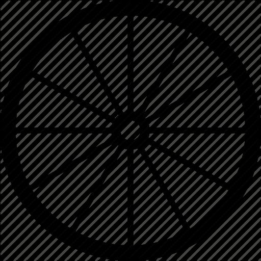 512x512 Wheel Vector