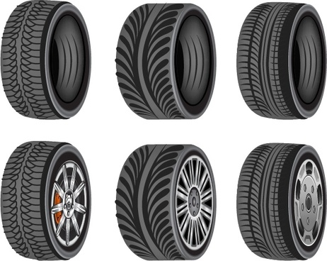 462x368 Car Wheel Free Vector Download (2,644 Free Vector) For Commercial