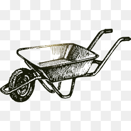 260x260 Wheelbarrow Png, Vectors, Psd, And Clipart For Free Download Pngtree