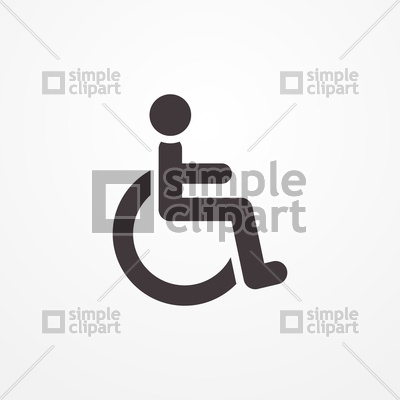 400x400 Handicapped Person